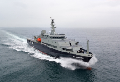 Successful Sea Trials for Australian MATV