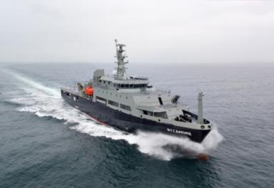 Successful Sea Trials for Australian MATV