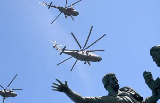 Tests of Russian Upgraded Military Helicopter to Be Completed by Year's End
