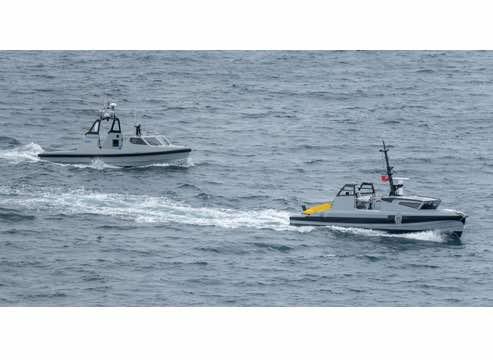 Thales Opens UK Maritime Autonomy Centre