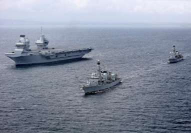 The Carrier Strike Group