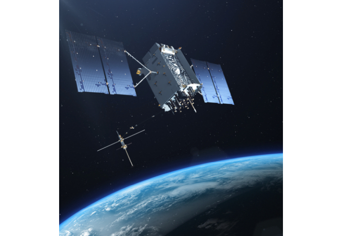 U.S. Air Force Contracts Lockheed Martin to Continue GPS Ground Control System Sustainment