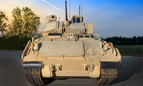 U.S. Army Extends Contract for Bradley Fighting Vehicle Upgrades