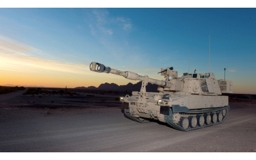 U.S. Army Awards $339 Million Contract for M109A7 Self-Propelled Howitzers and M992A3 Carrier, Ammunition, Tracked Vehicles