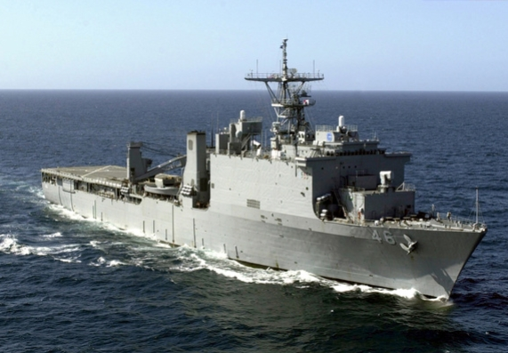 U.S. Navy Awards BAE Systems $139 Million Contract to Upgrade USS Tortuga