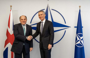UK Further Commits to NATO and European Security Through JEF Readiness Declaration and Deployment of Typhoons to Lithuania