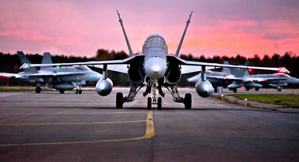 US Approves $156 Million for F-18 Jet Upgrades for Finland