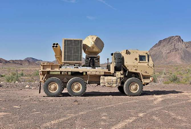 US Army Awards Raytheon $191 Million Contract for Multi-Mission