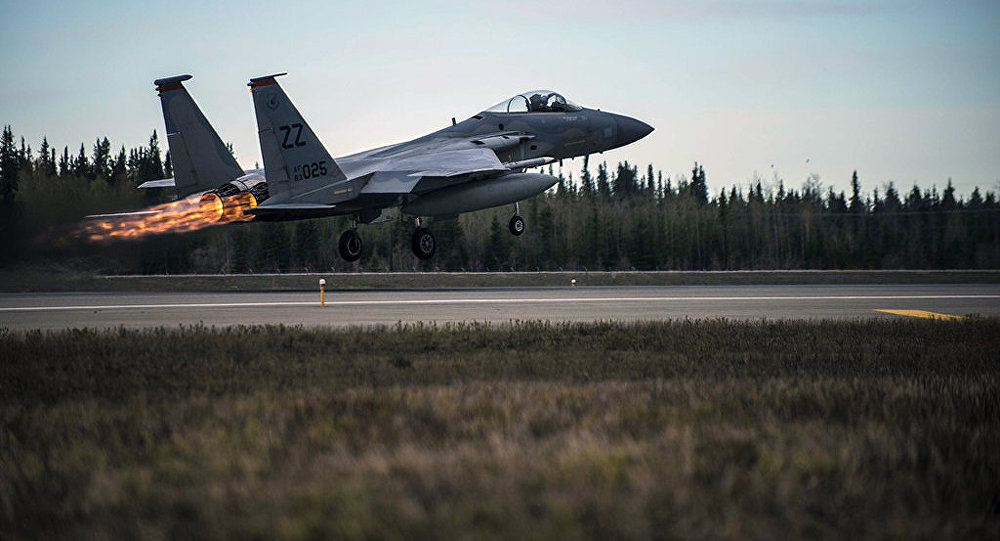 US F-15 Sale to Qatar Was an 'Offer You Can't Refuse'