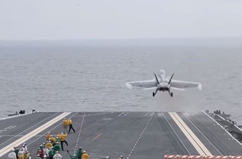US Lawmakers Push to Accelerate Aircraft Carrier Procurement