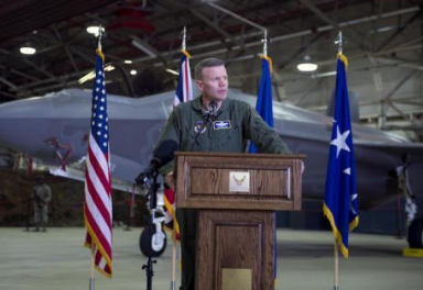 US, UK Leaders Mark F-35A Program Milestone