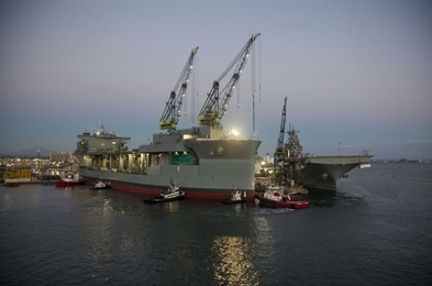 USNS Hershel Williams Completes Integrated Trials