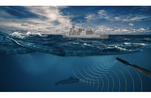 Underwater Warfare Suite Upgrade Protects Sailors from Quieter Submarines and Torpedoes