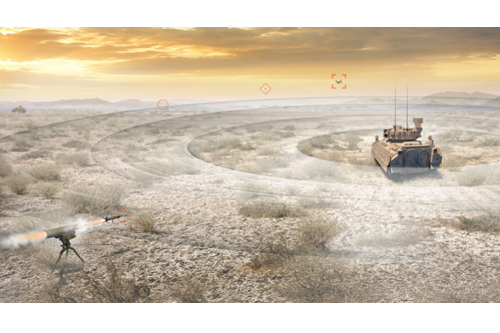 Vehicle Protection Systems Provide Layered Defense for Armored Vehicles