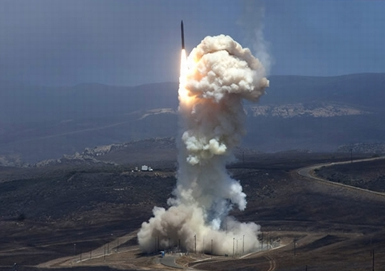 White House Seeks $5.9 Billion in Additional FY18 Spending, Primarily for Missile Defense