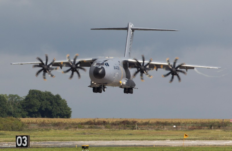 Airbus Admits to A400M Assembly Problems | armscom net