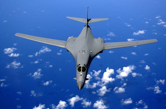 Al Udeid Unit Keeps Bombs 'Locked On Target' In AOR