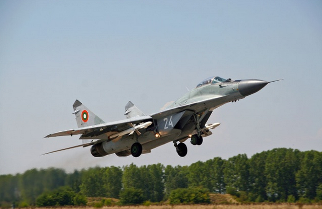 Bulgaria to Launch New Fighter Jet Acquisition Process by End-June