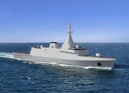 France's DCNS Aims to Double Sales by 2025, Grow Exports