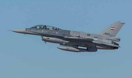 F-16 Delivered to Iraq