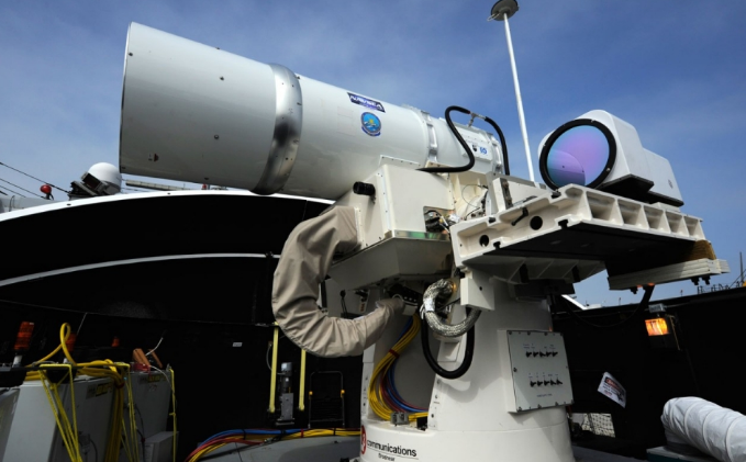 Navy's New Laser Weapon: Hype or Reality?