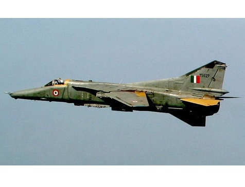Depleted IAF Forced to Fly Vintage Aircraft