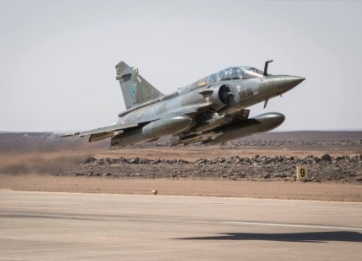 France Awards Contract for the Mid-Life Upgrade of its Mirage 2000 D Fighters
