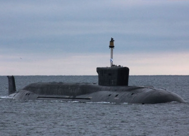 Russian Pacific Fleet Reinforced with Newest Nuclear-Powered