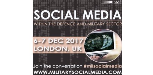 Defence experts discuss commercial importance of social media at #MilSocialMedia 2017