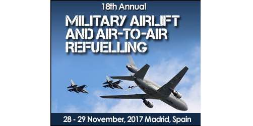 Only one Week to Register for the 18th Annual Military Airlift and Air-to-Air Refuelling Conference