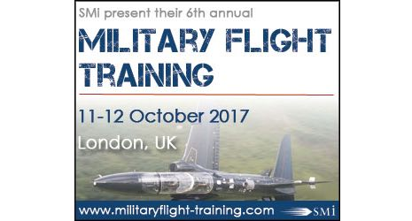One week left to register for SMi's 6th annual Military Flight Training