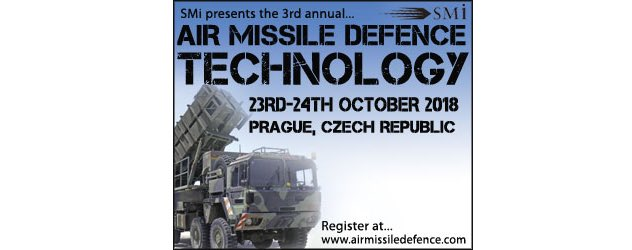 ELTA Systems Announced as Latest Sponsor for Air Missile Defence Technology Conference, in Prague in October