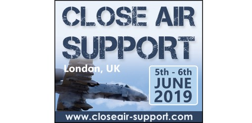 Senior RAF representative to present on Typhoon jet capabilities as Tornado retires, at Close Air Support 2019