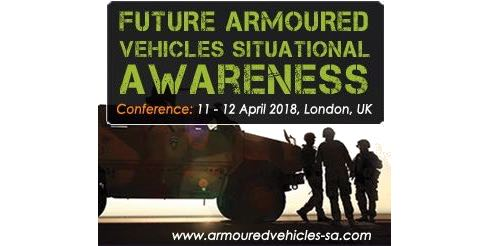 Agenda Released for 2018's Future Armoured Vehicles Situational Awareness Conference