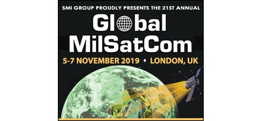 MilSatCom Updates to be Delivered from the Netherlands, Norway, Malaysia, Romania and Brazil at Global MilSatCom 2019