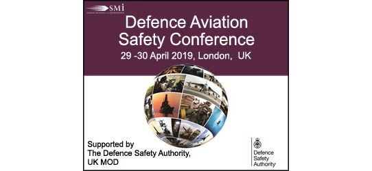 tlmNEXUS Sign up as Gold Sponsor for the Defence Aviation Safety Conference 2019
