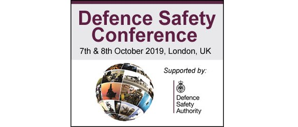 RAF Senior Leader, Air Marshal Gerry Mayhew to present at the Defence Safety Conference in London in 4 weeks