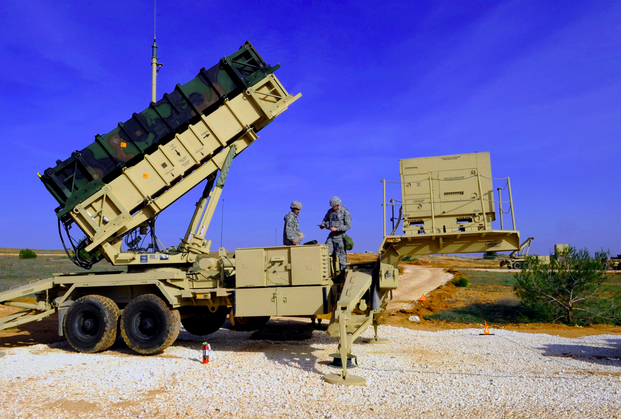 Lockheed Wins $1.6Bn Order for Patriot Missiles to Asia, Mid-East