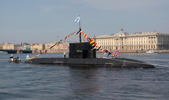 русские лодки спб