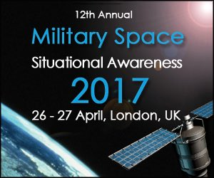 Registration now open for leading Space conference Military Space Situational Awareness 2017