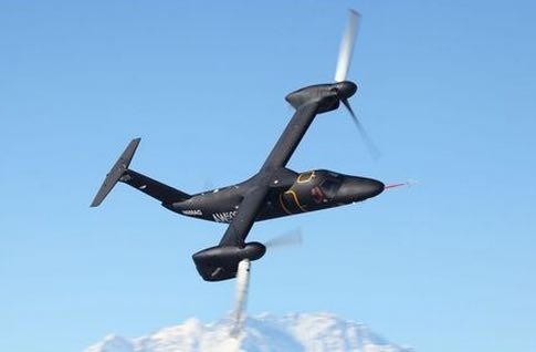 UAE Aviation Command Orders AW609 TiltRotor for SAR ...
