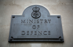 Defence Secretary Announces Further UK Support to Ukrainian Armed Forces