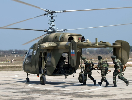 India Will Continue Buying Weapons from Russia