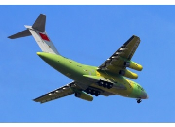 China's Y-20 to Be Put Into Military Use In 2016, Experts Say